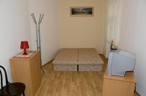 Ein Bett oder Betten in einem Zimmer der Unterkunft Hyde Park Hostel