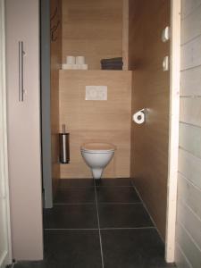 A bathroom at B&B Jo - Li