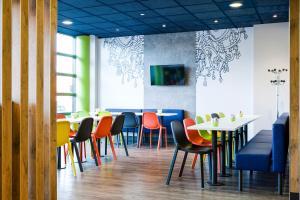 Restaurant ou autre lieu de restauration dans l'établissement ibis budget Paris Porte de Pantin