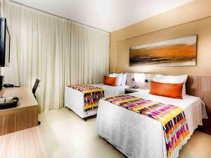 A room at Quality Hotel Pampulha & Convention Center