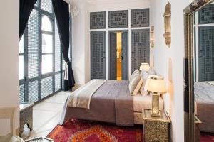 A room at Riad Adore