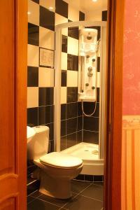 Ванная комната в Отель Ренессанс