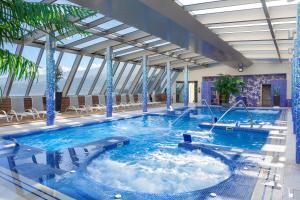 Het zwembad bij of vlak bij Sol Costa Atlantis Tenerife