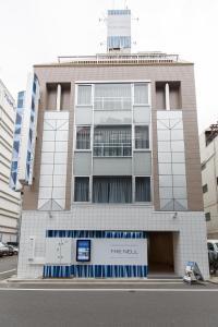 Gedung tempat hotel kapsul berlokasi