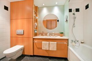 Ein Badezimmer in der Unterkunft Das Sonnreich - Thermenhotel Loipersdorf