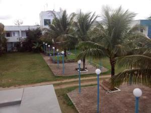 Children's play area at Hotel Pousada Recanto