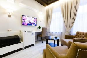 Гостиная зона в Отель «Далиси»