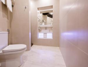 Ванная комната в Отель «Далиси»
