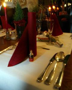 Een restaurant of ander eetgelegenheid bij Alte Weinschänke