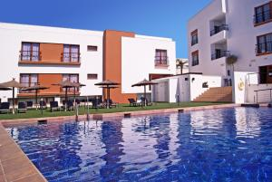 The swimming pool at or near Hotel Andalussia