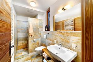 Kúpeľňa v ubytovaní Chalets Jasná Collection Centrum