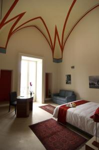Letto o letti in una camera di Alvino Suite And Breakfast