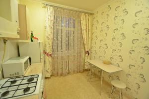 A bathroom at Lux Apartment Sobornaya