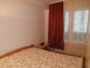 Vuode tai vuoteita majoituspaikassa Apartment Nallisuites