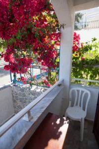 Μπαλκόνι ή βεράντα στο Ξενοδοχείο Νεφέλη