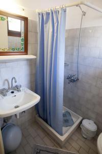 Ένα μπάνιο στο Ξενοδοχείο Νεφέλη