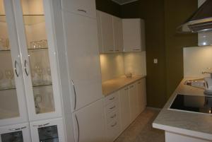 Łazienka w obiekcie Sopot Apartment