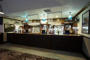 The lounge or bar area at The Furness Railway Wetherspoon