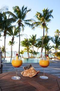 Drinks at Tiamo Resort