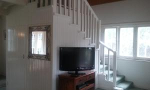 A television and/or entertainment center at Brookvale House Balingup