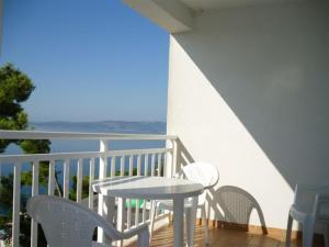 Balkon ili terasa u objektu Villa Maja