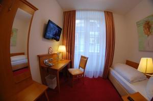Гостиная зона в Hotel Mohren Post