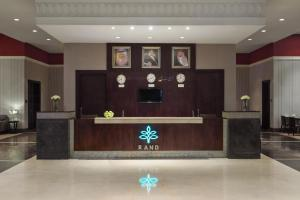 O saguão ou recepção de RAND by Wandalus (Formerly Coral Riyadh Suliemaniah)