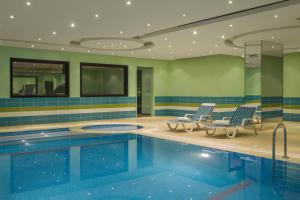 A piscina localizada em RAND by Wandalus (Formerly Coral Riyadh Suliemaniah) ou nos arredores