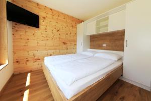 Ein Bett oder Betten in einem Zimmer der Unterkunft Camping Zögghof