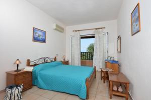 A room at Blue Horizon