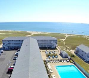 A view of the pool at Sandcastle Resort or nearby