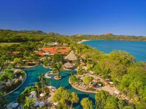 A bird's-eye view of The Westin Reserva Conchal, an All-Inclusive Golf Resort & Spa