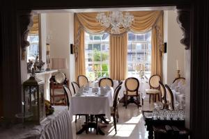 Restaurant ou autre lieu de restauration dans l'établissement The Blarney Stone Guesthouse