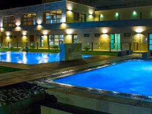 The swimming pool at or near Hotel Spa Elia