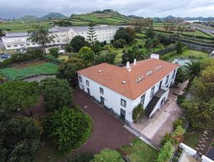 A bird's-eye view of Quinta do Bom Despacho