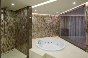 حمام في Pullman Istanbul Hotel & Convention Center