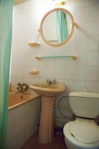 Ванная комната в Гостиница Гранит