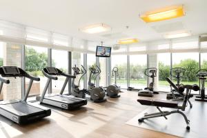 The fitness centre and/or fitness facilities at Sun Gardens Dubrovnik