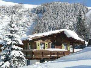 Chalet Tannheimer Tal im Winter