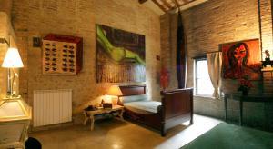 A seating area at Relais Residenza D'Arte