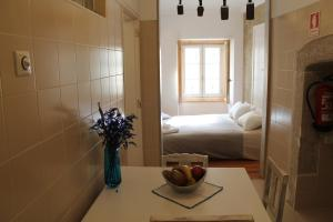 A bathroom at Casa d Sintra