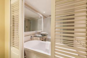 A bathroom at Wild Coast Sun