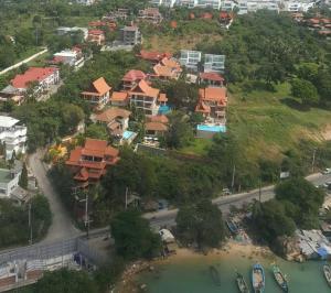 A bird's-eye view of Anam Cara