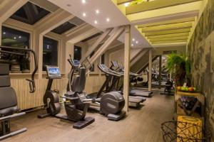 The fitness center and/or fitness facilities at Excelsior Hotel Ernst am Dom