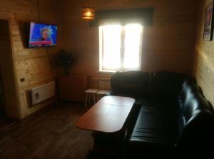Гостиная зона в Halaktyrsky Dvor