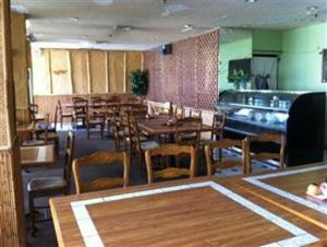 A restaurant or other place to eat at Tumon Bay Capital Hotel