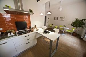 Cucina o angolo cottura di B&B Livingstone