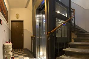 Hall o reception di Bed and Breakfast Locanda di Mosconi