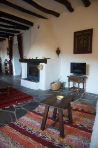 Zona de estar de Casa Josefa