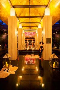 A restaurant or other place to eat at Sofitel Singapore Sentosa Resort & Spa (SG Clean)